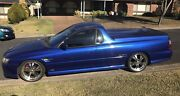 VZ SS Thunder Holden Ute Eschol Park Campbelltown Area Preview