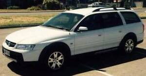 Holden Adventra Automatic Station Wagon CX6 2006 Port Noarlunga South Morphett Vale Area Preview