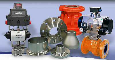 Quality Surplus Valves and Fittings