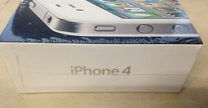 SEALED iPhone 4 8GB. Prepaid sim card. Nipigon number.