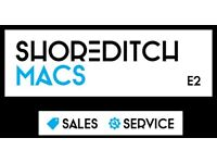 Front-of-House/ Sales Manager Required for an independent Apple Retailer in Shoreditch