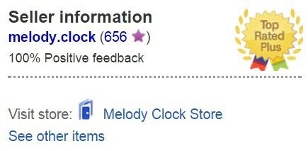 Melody Clock Store