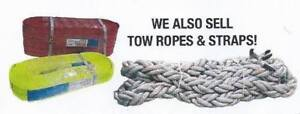 Tow Ropes, Tow Staps & Shackles