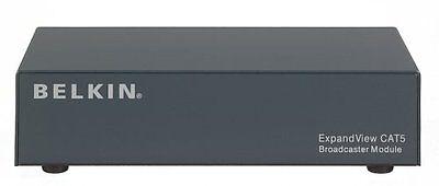 8 Video-splitter Modul (Belkin ExpandView CAT5 Broadcast Module Video splitter CAT5 8 ports F1DV108Aea)