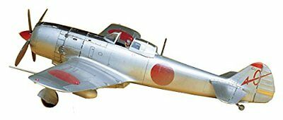 TAMIYA 1/48 Nakajima Ki84-1A Hayate Frank Model Kit from Japan
