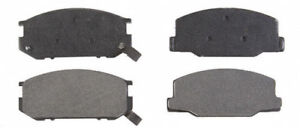 SILVERLINE MD245-IMM7128 SEMI-METALLIC BRAKE PADS (Box 9) D245