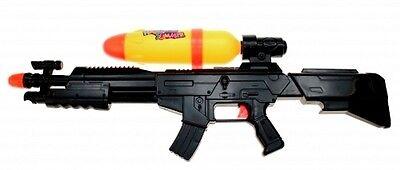 1 Wassergewehr XXL 78 cm Wasserpistole mit Pumpfunktion Wasserspritze Soaker