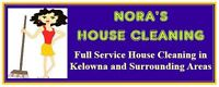 NORA'S HOUSE CLEANING IN KELOWNA