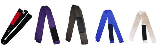 New, Jiu Jitsu Belts, Free Shipping.