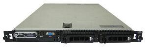 Dell Poweredge 1950 2xQuad-Core 16GB RAM 2x150GB HDD 1U VT