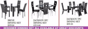 AMAZING SALE ON MANY MODELS OF OTTOMANS, DINING CHAIRS,TABLES