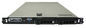 Dell PowerEdge 1950 1U Server 2x250G 9Gb RAM