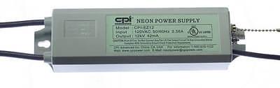 Cpi Advanced 12000 Volt 42 Ma Neon Sign Transformer - Power Supply - Cpi-ez12