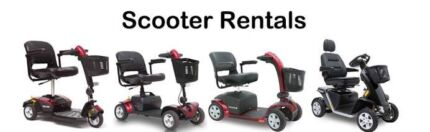 Hire & Rent-To-Own Mobility Scooters