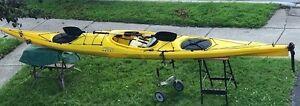 Necky 17' Ocean Kayak