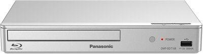 Panasonic DMP-BDT168EG Silber Blu-Ray Player NEU & OVP