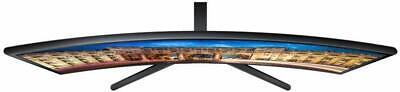 Samsung C27F396F 68,6 cm (27 Zoll) Monitor (VGA, HDMI, 4ms 1920 x 1080 Pixel)