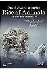 DVD - Rise of the Animals - Triumph of the Vertebrates - David Attenborough.