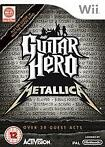 Guitar Hero: Metallica [Wii]