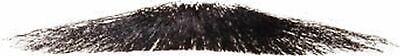 Orl - Bart Spitz Schnurrbart in schwarz zum Kostüm Karneval Fasching