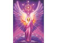 Free Angelic White Healing