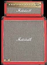 MARSHALL HALF STACK GUITAR AMP - LIMITED EDITION