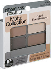 Lot of 2 Physicians Formula Matte Collection Quad Eye Shadow Canyon Classic 3882
