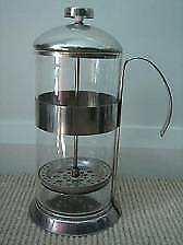 Baccarat Coffee Plunger 8 cup Stainless Steel 1040 mL BRAND NEW Brassall Ipswich City Preview