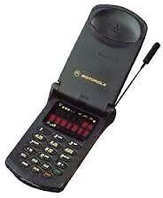 WANT - Cellphone motorola startac digital or analog