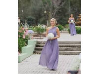 New Alfred Angelo Lilac Bridesmaid dresses