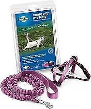 PetSafe Come with Me Kitty Harness and Bungee Leash for cats