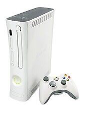 Selling Xbox 360 w/ Controller and Games and Mic.