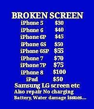 Only $80 for Samsung S5 LCD replacement