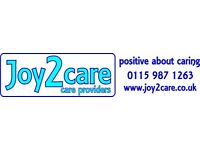 CARE ASSISTANT: Full or Part Time or Weekends