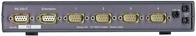 Fowlersylvac 4 Channel Multiplexer For Sylvac D100s 54-618-125