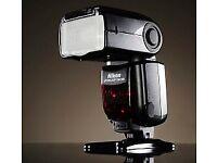 Nikon SB 900 Speedlight Flash