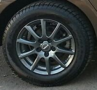 4 Pirelli Winter tires and Wheels