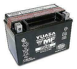 New YTX9-BS Batteries By Yuasa and Durabatt