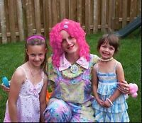 Face Painting! Balloon Twisting! Clowns!  Magicians!