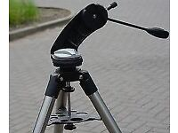 Sky-Watcher AZ4 telescope mount and stainless steel tripod