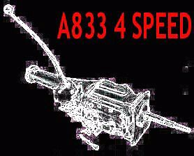 Wanted... Mopar a-833 4 speed transmission