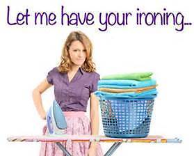 Let Me Ease The Burden - I Can Iron For You East Maitland Maitland Area Preview