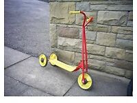 Child's Traditional Scooter
