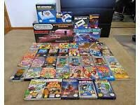 Nintendo collection wanted, Nes, snes, n64, gamecube