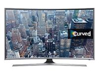 "Samsung 32"" Curved Smart TV 1080p"