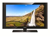 """40"""" SAMSUNG lcd TV with built in freeview HDMI and remote control can deliver"""