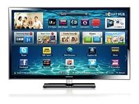 "Samsung PS51E550D1K 51"" FULL HD 3D Widescreen Plasma TV with Freeview HD and stand (used)"