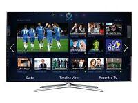 "Samsung UE40F6500SB 40"" TV LED 3D HD 1080p Smart TV with Freeveiw/ Freesat HD"