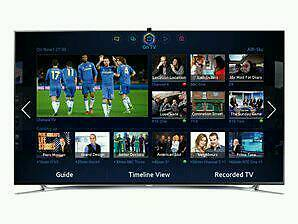 SAMSUNG UE40F8000 FULL HD, 3D, SMART TV
