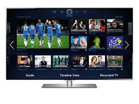 TV FOR SALE SAMSUNG 55inch WIDESCREEN 1080p SLIM SMART 3D FULLHD LED TV.
